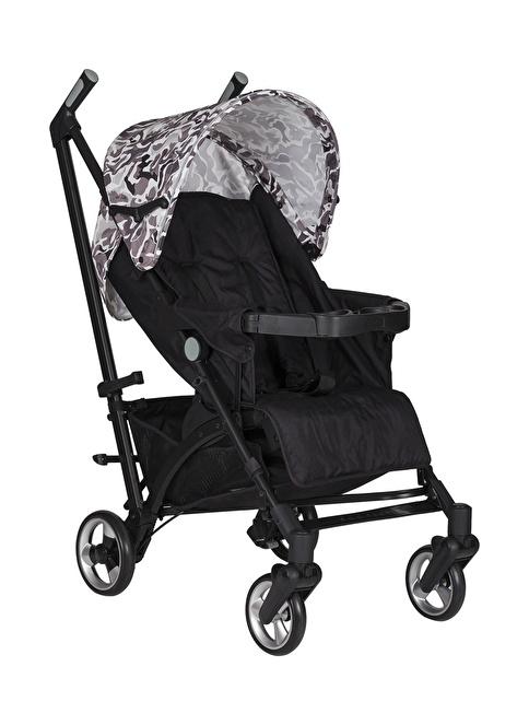 Soo Baby Soo Baby Litewings Bebek Arabası - Little Army Renkli